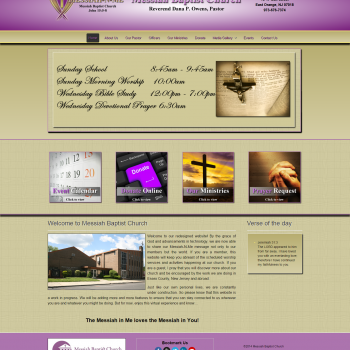 Messiah Baptist Church